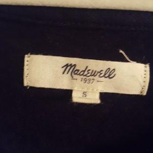 Madewell Tops - Madewell Black Jewel Tee